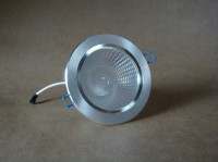 OPRAWA DEEP LED  5W 4000K SILVER DOWNLIGHT ECO LIG